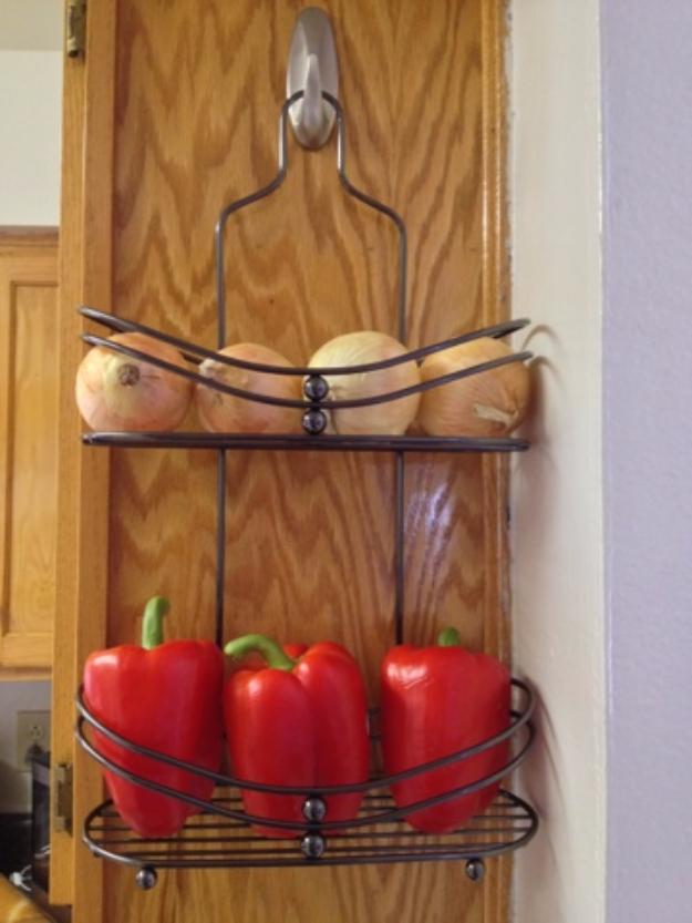 Csináld magad zöldség tárolás