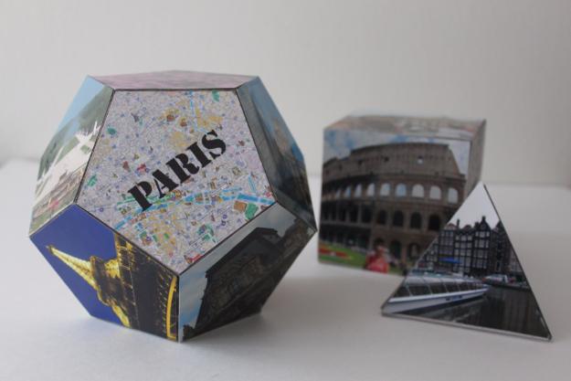 Formák 3D fotókkal