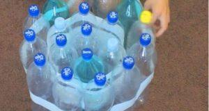 Lenyűgöző ötlet hogyan hasznosítsd újra a vizes palackokat