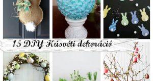 15 DIY Húsvéti dekoráció és kézműves ötlet amely jobb mint a tojásfestés
