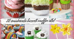 35 imádnivaló húsvéti muffin ötlet