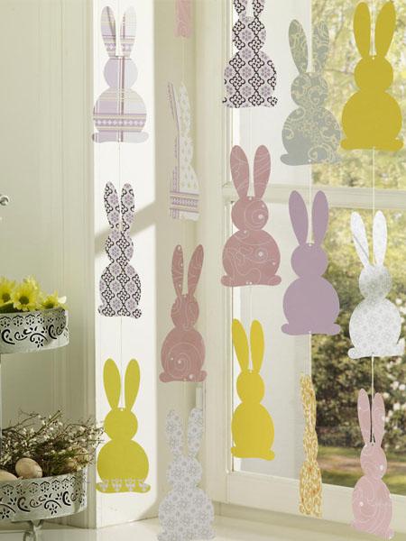 Inspiráló húsvéti dekoráció a tavasz fényében13