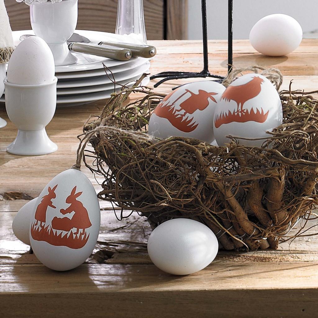 Inspiráló húsvéti dekoráció a tavasz fényében26
