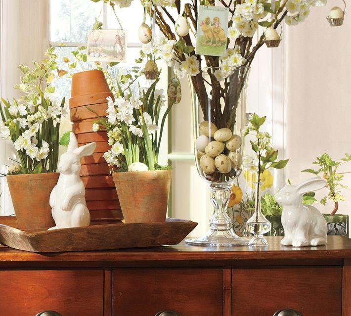 Inspiráló húsvéti dekoráció a tavasz fényében30