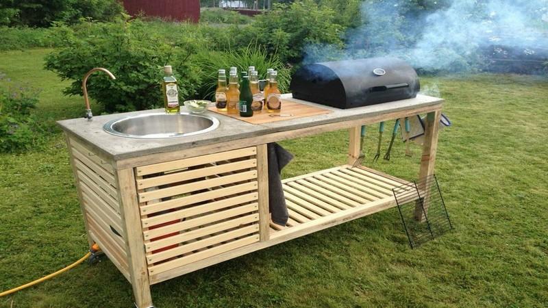 csináld magad kerti grill konyha 3