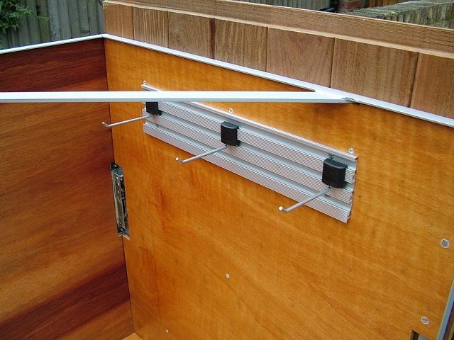Hogyan építsünk praktikus kerékpár tárolót-10