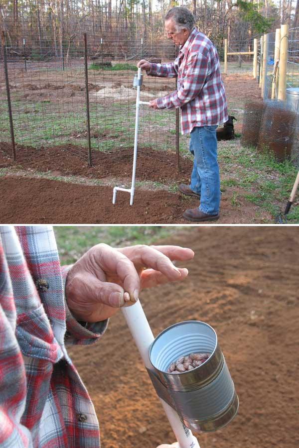 2. Készíts kézi vetőmag ültetőt
