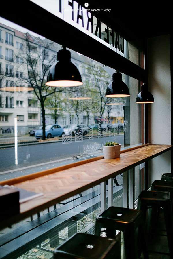 12. Kirakati kávézás