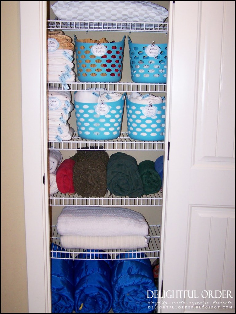 A fürdőszobai textíliák rendszerezése