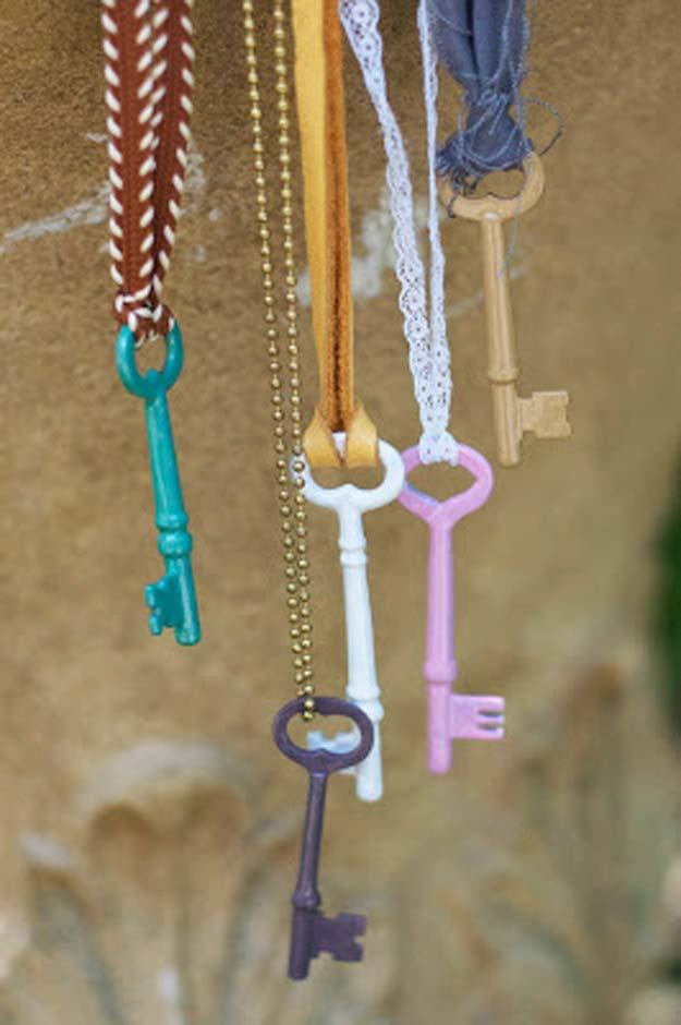 2. Különleges vintage kulcsok