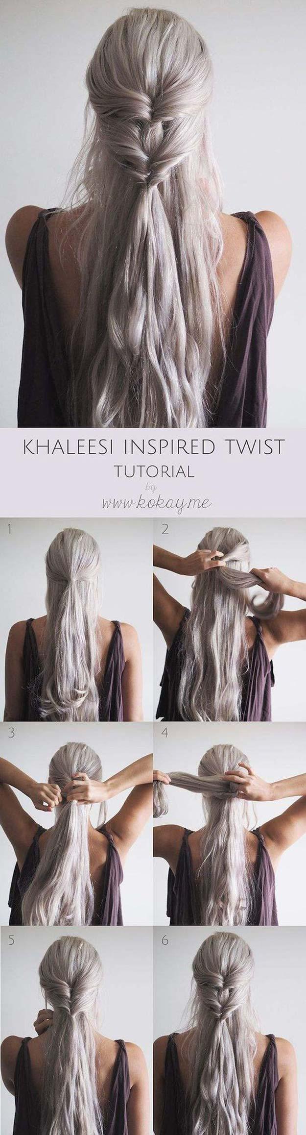 3. DIY Khaleesi által inspirált fordulat