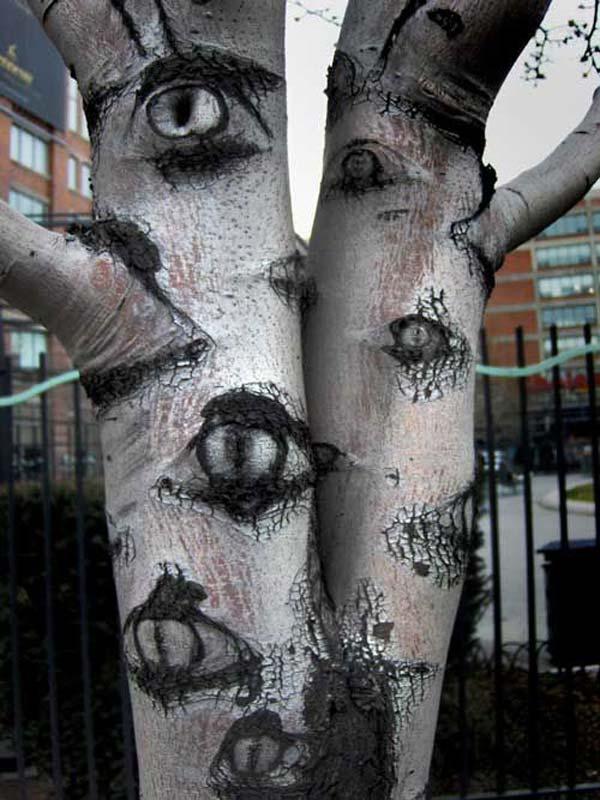 2. Leselkedő fák