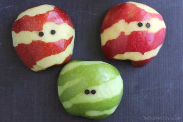 5. Az alma - múmia