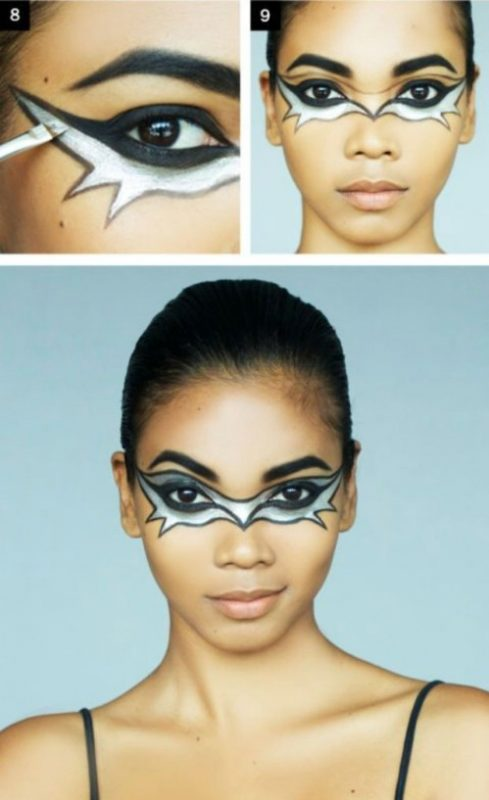 1. BatGirl maszk