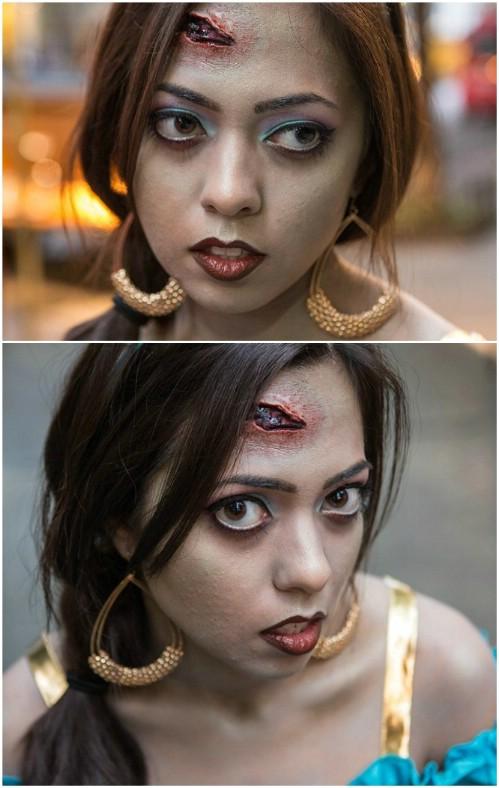 15. Jázmin hercegnő zombiként