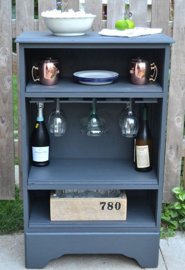 1. DIY otthoni bár