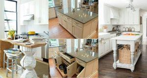 10 igazán inspiráló konyhasziget ötlet, amely egyikének a Te konyhádban van a helye!