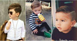 10 szuper divatos, elbűvölő és egyedi frizura ötlet kisfiúknak