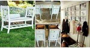 A legjobb újjáéledt bútorok