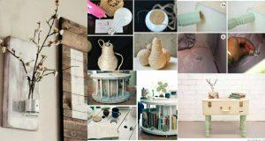 10 DIY rusztikus otthoni bútor
