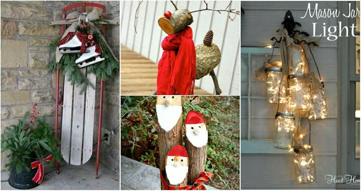 10 gyönyörű karácsonyi veranda, amelyből kötelező választani!