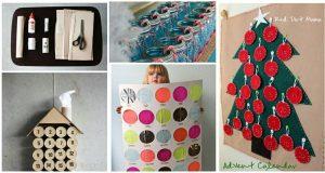 10 legsikeresebb DIY adventi naptár gyerekeknek