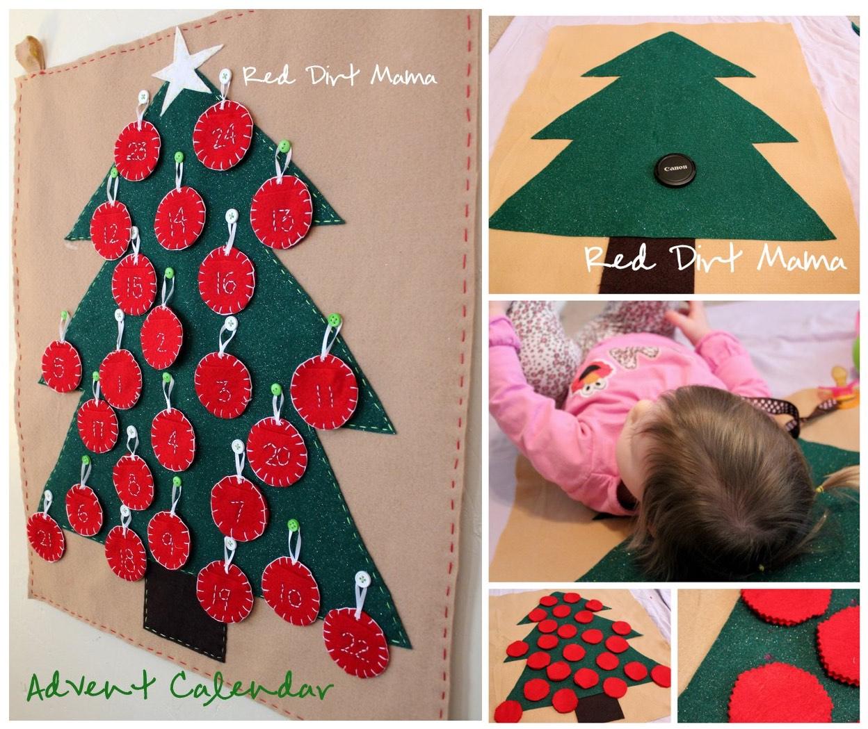 10. Az aktív karácsonyfa