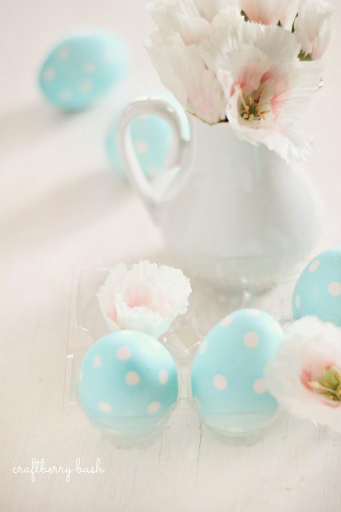 7. Pöttyös tojások