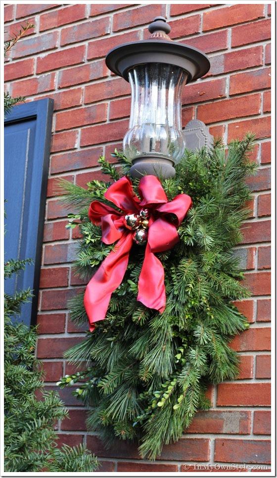 8. Lámpák karácsonyi hangulatban