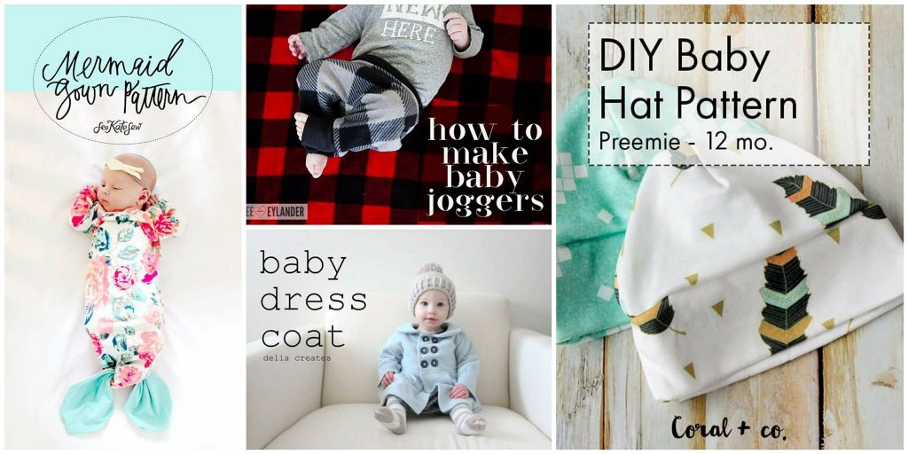 10 elragadó DIY babaruha, amit bárki el tud készíteni