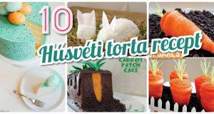 10 szuper kreatív és költséghatékony húsvéti torta recept, amivel lenyűgözheted családodat