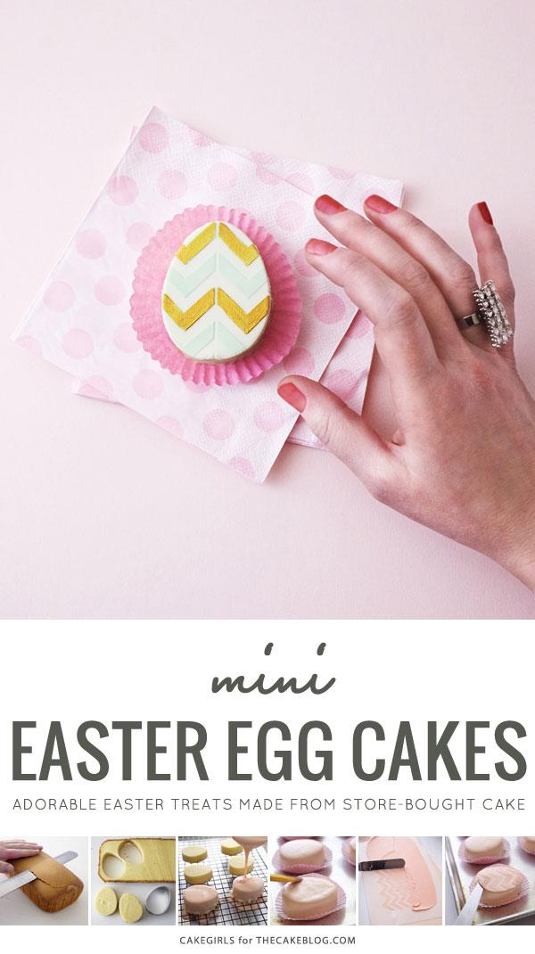 10. Apró húsvéti tojás süti