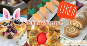 15 húsvéti recept, amik garantáltan nagy sikert aratnak az ünnepek alatt