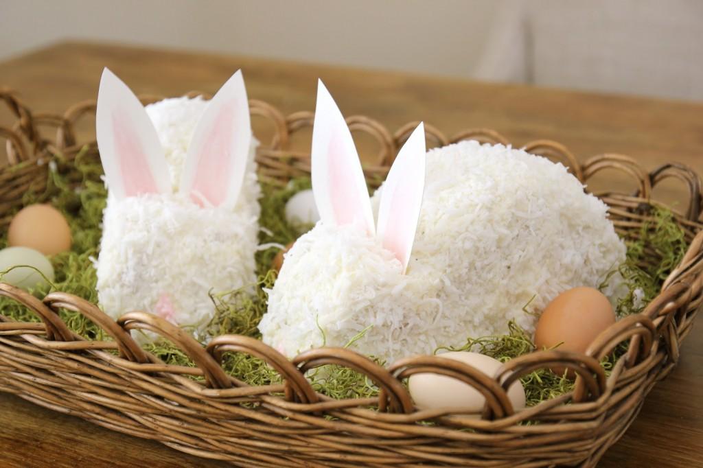 2. Húsvéti nyuszi tortácskák