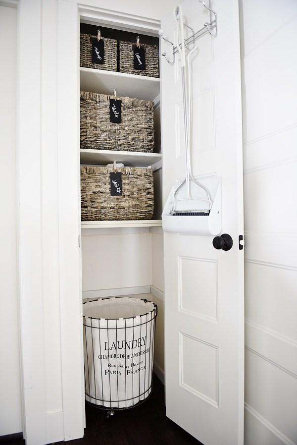 2. Rendezett fehérneműs szekrény