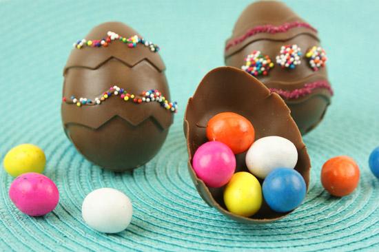 5. Csokitojások