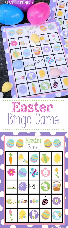 7. Húsvéti bingo
