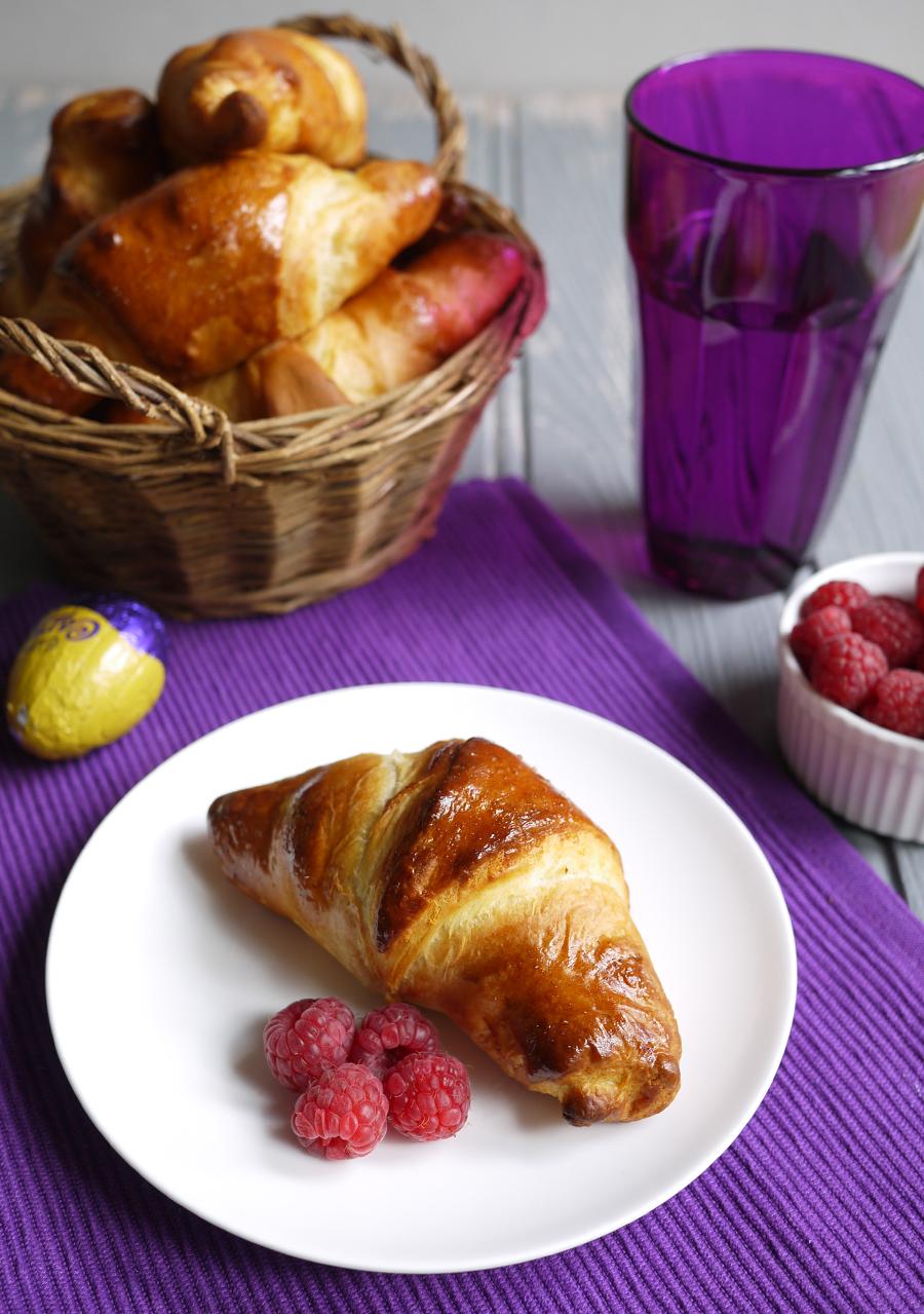 8. Húsvéti croissant